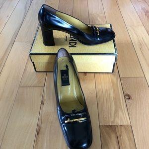 Vintage Fendi heels